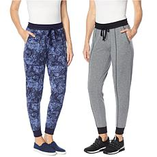 Uncover 2-pack French Terry Jogger Pants