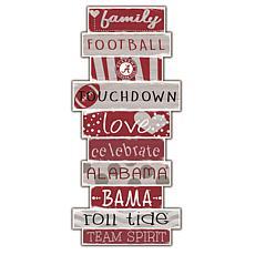 "University of Alabama Celebrations Stack 24"" Sign"