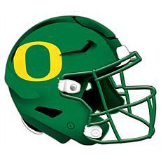 University of Oregon Helmet Cutout