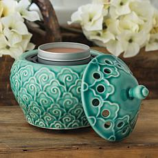 UnMatched Candle Breeze Fan Wax Warmer - Imperial Jade