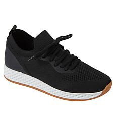 Urban Sport by J/Slides Talia Stretch Knit Sneaker