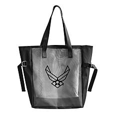 US Air Force Mesh Tailgate Tote