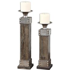 Uttermost Lican Candleholders - Set of 2