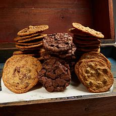 Velvet Rope Sweet & Salty Chocolate Cookies  AS®