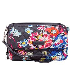 Vera Bradley Iconic Small All-in-One RFID Crossbody Bag