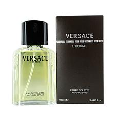 Versace L'homme - Eau De Toilette Spray 3.3 Oz