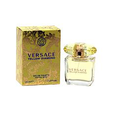 Versace Yellow Diamond Ladies Eau De Toilette Spray - 1 fl. oz.