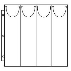 Vertical Four Basic Storage Page