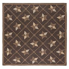 VHC Brands Farmhouse Star Quilt - King