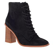 Vince Camuto Dreveri Leather Lace-Up Boot
