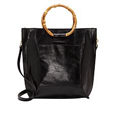 Vince Camuto Iggy Leather Small Tote