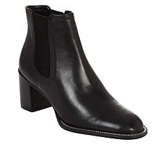 Vince Camuto Jentilliy Leather Heeled Chelsea Boot