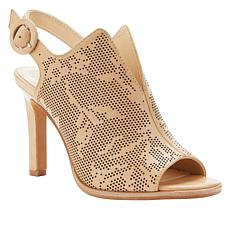 Vince Camuto Nattey 2 High-Heel Leather Shootie