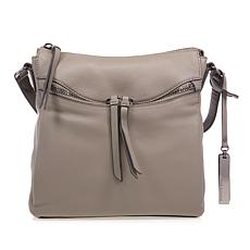 Vince Camuto Staja Leather Crossbody