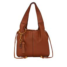 Vince Camuto Suni Leather Shoulder Bag