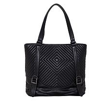 Vince Camuto Tave Leather Tote