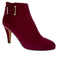 Vince Camuto Vinisha Leather Ankle Bootie