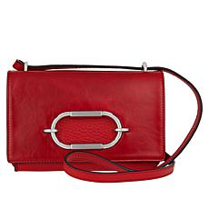 Vince Camuto Wes Leather Crossbody Bag