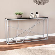 Volare Faux Slate Console Table