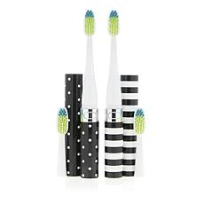Voom Sonic Go 1 Series Sonic Toothbrush 2-pack