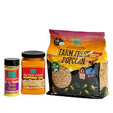 Wabash Valley Farms Real Theater Popcorn Kit
