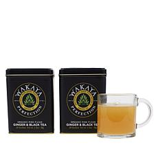 Wakaya Perfection 2-pack Organic Ginger Black Tea Auto-Ship®