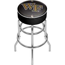 Wake Forest University Padded Bar Stool