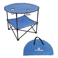 Wakeman Outdoors Camp Folding Table