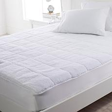 Warm & Cozy Heated Sherpa Twin Mattress Pad