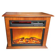 Warm Living Electric Fireplace Heater