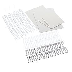 We R Memory Keepers Cinch Wires and Chipboard Kit