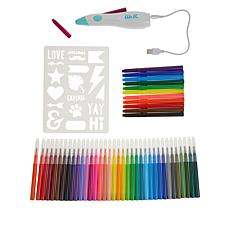 We R Memory Keepers Cordless Airbrush & Marker Kit