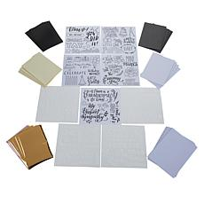 We R Memory Keepers Foil Quill Card Making Bundle