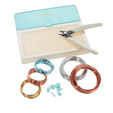 We R Memory Keepers Happy Jig Wire and Tool Kit