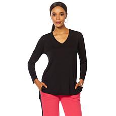 Wendy Williams Long-Sleeve Perfect Tee