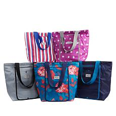 West Loop Set of 5 Market Totes