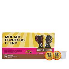 Westrock® Coffee Company 80-ct Single Serve Muraho Espresso Auto-Ship®