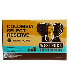 Westrock® Coffee Company Colombia Select Reserve 100-count Single Pods