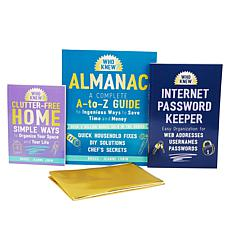 Who Knew? Helpful Home Guides 4-piece Set
