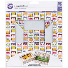 Wilton Cupcake Box 6 Cavity 2-pack - Cupcake Heaven