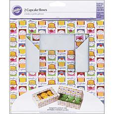 Wilton Cupcake Box 6 Cavity 2-pack - Cupcake Heaven