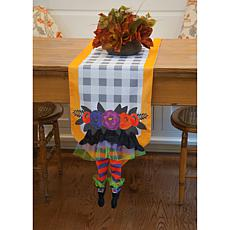 Wind and Weather Sound-Activated Halloween Table Runner