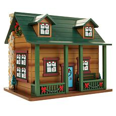 Wind & Weather Wooden Cabin Advent Calendar