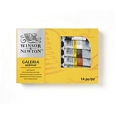 Winsor and Newton Galeria Acrylic Colour Gift Set