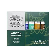 Winsor and Newton Winton Oil Colour Intro Set