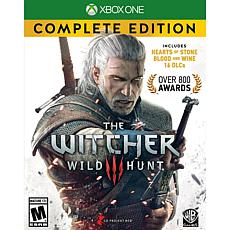Witcher 3 Wild Complete - Xbox One