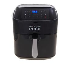 Wolfgang Puck Digital 9-Quart Air Fryer with 10 Presets