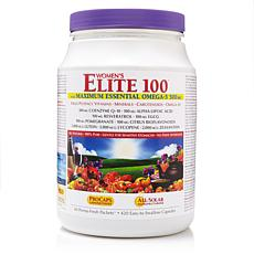 Women's Elite 100 w/Maximum Essential Omega-3 -60 Pk AS