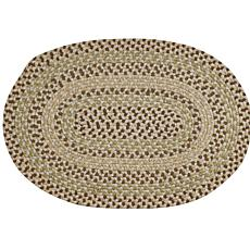 "Woodbridge Braided Rug - 42"" x 66"""