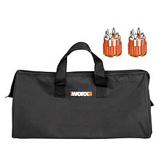 Worx Carry Bag with 2 6-Bit  Cartridges